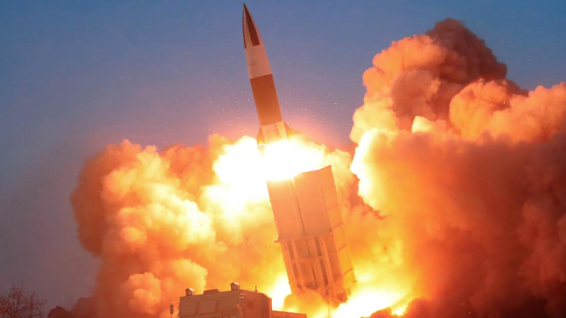 """Corea del Norte afirma haber ensayado un lanzacohetes múltiple """"supergrande"""""""