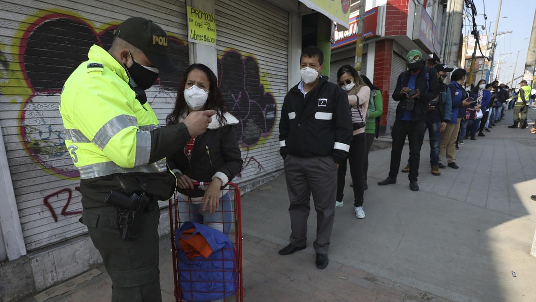 Ya van 702 enfermos y 10 muertes por coronavirus en Colombia