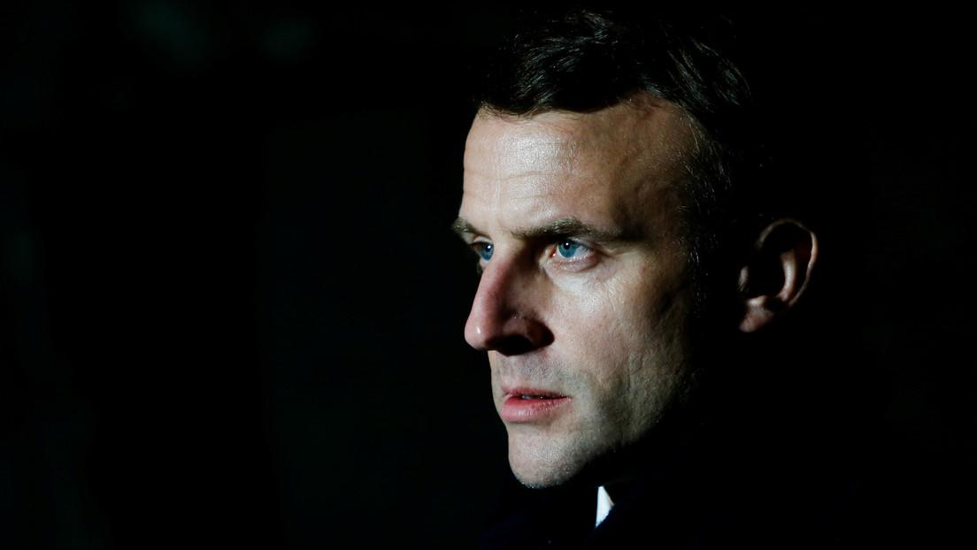 """Macron: """"Algunos países se comportan como si Italia o España fueran responsables de la crisis del covid-19"""""""