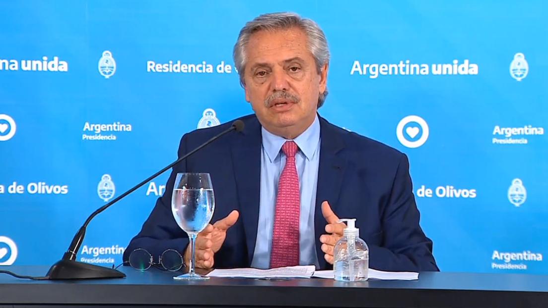 Argentina extiende la cuarentena por coronavirus hasta el 12 de abril (VIDEO)