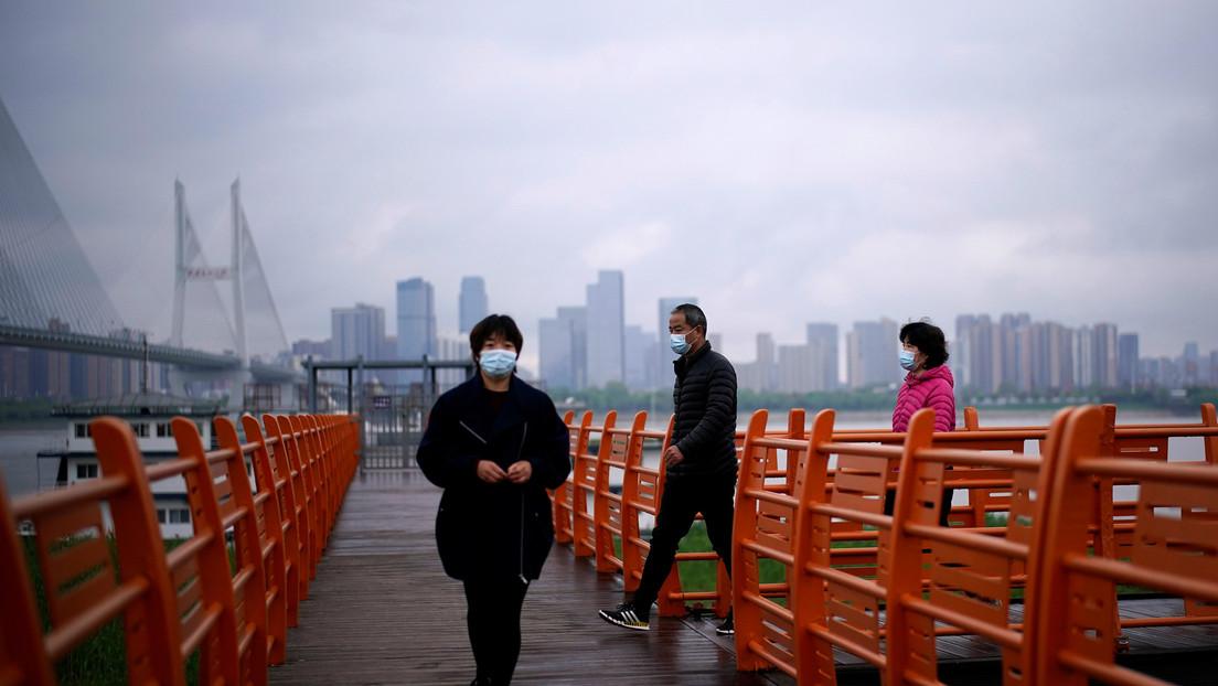 30 de los 31 casos de coronavirus registrados en la China continental en las últimas 24 horas son importados