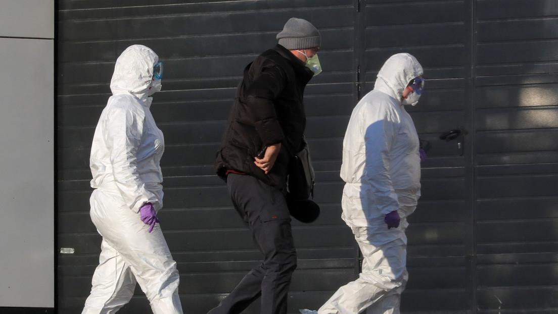 Rusia: 302 nuevos casos de covid-19 elevan el total de infectados a 1.836