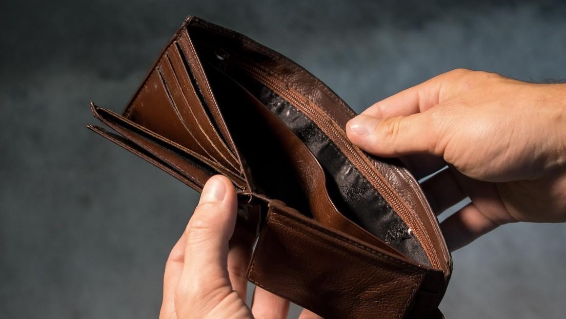 Rusia sopesa aprobar una ley que anule las deudas fiscales de ciudadanos insolventes