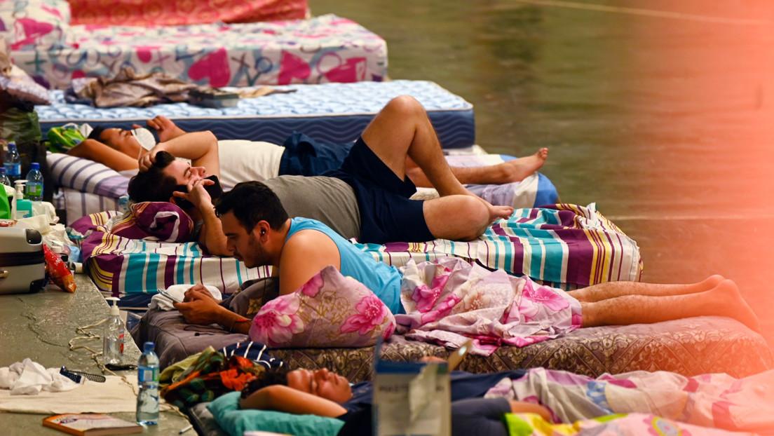 ¿Cómo es la vida en un centro de contención? El Salvador, de los primeros países del mundo en decretar medidas drásticas contra el coronavirus