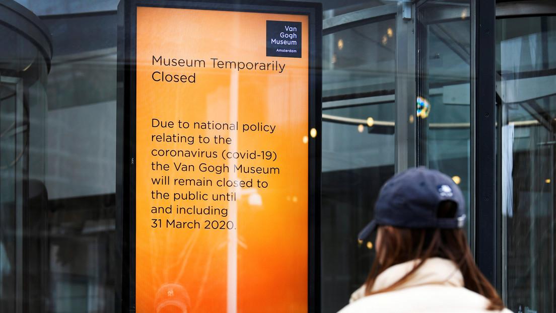 Roban un cuadro de Van Gogh en un museo cerrado por el coronavirus en Países Bajos