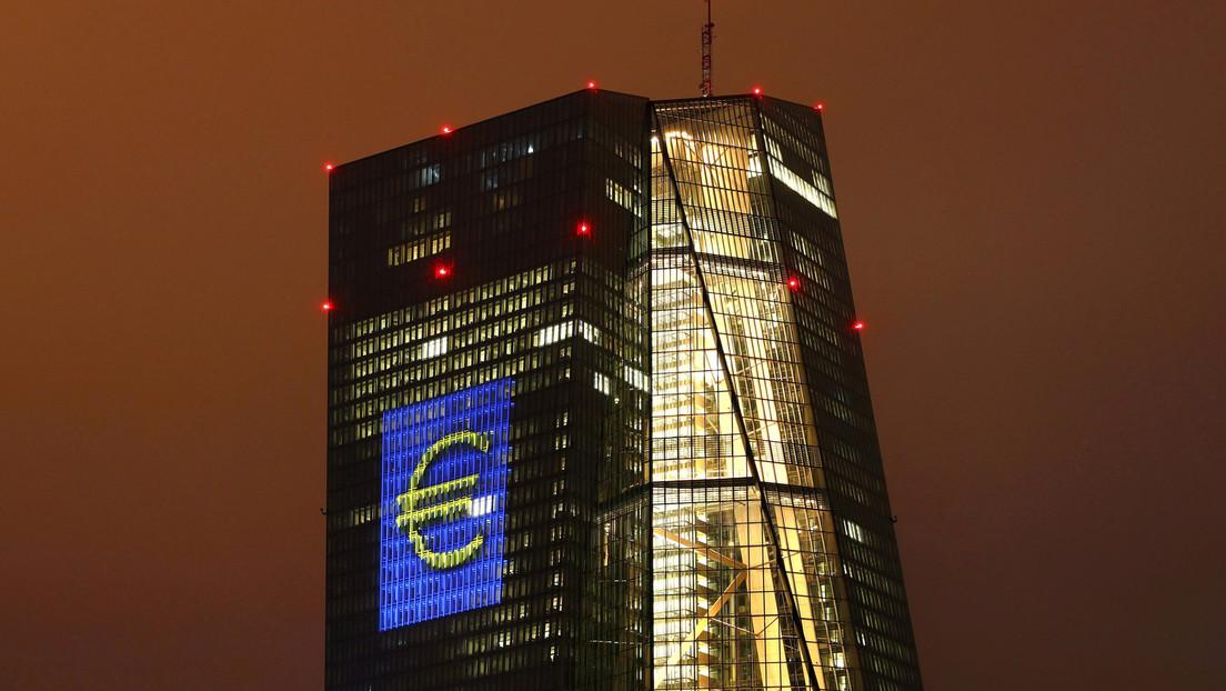"""""""Golpe demoledor"""" para la economía europea: el FMI pronostica una """"inevitable recesión"""" por la pandemia de covid-19"""