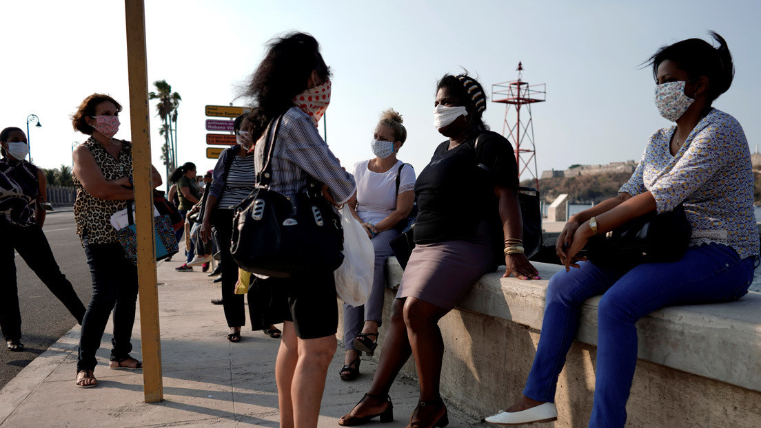 31 nuevos casos de coronavirus en Cuba elevan el número total de infectados a 170