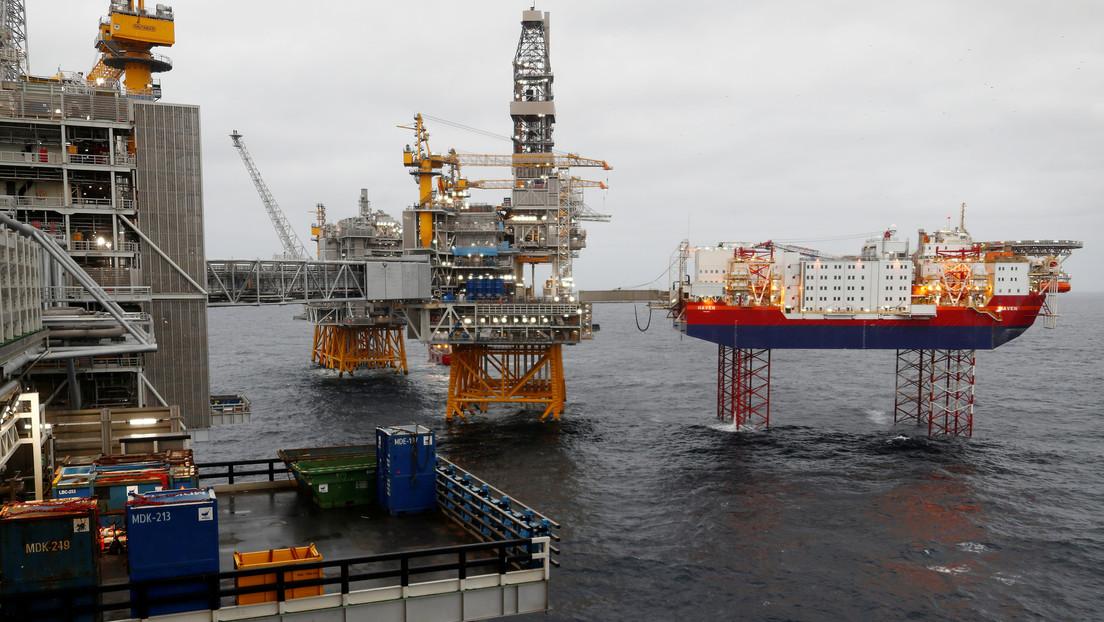 Noruega prepara un 'golpe' al mercado petrolero aumentando su producción en medio de la crisis por sobreoferta