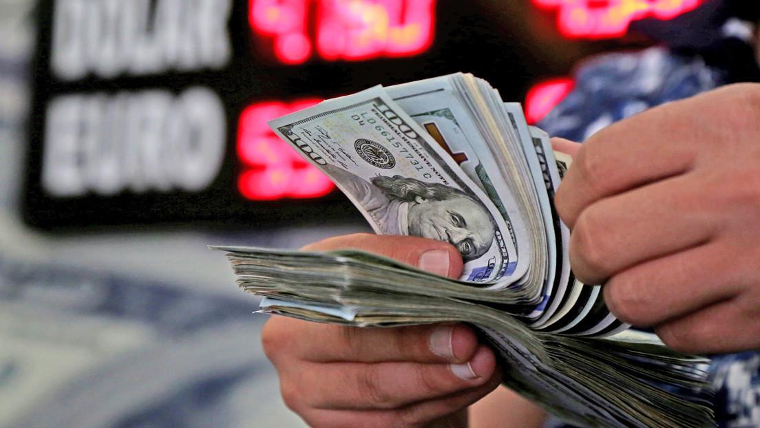 Cae de nuevo el peso frente al dólar