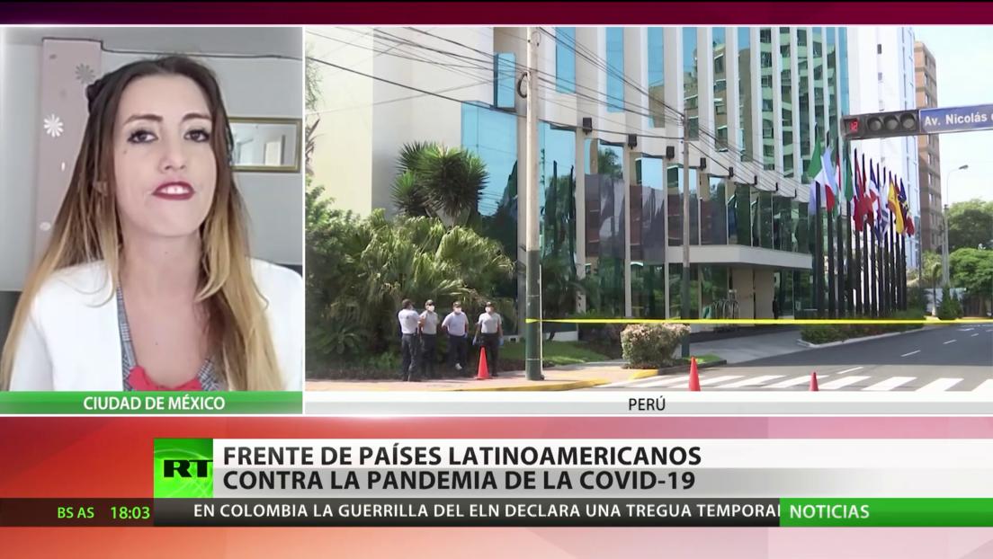 Países latinoamericanos amplían medidas para hacer frente a la pandemia de coronavirus