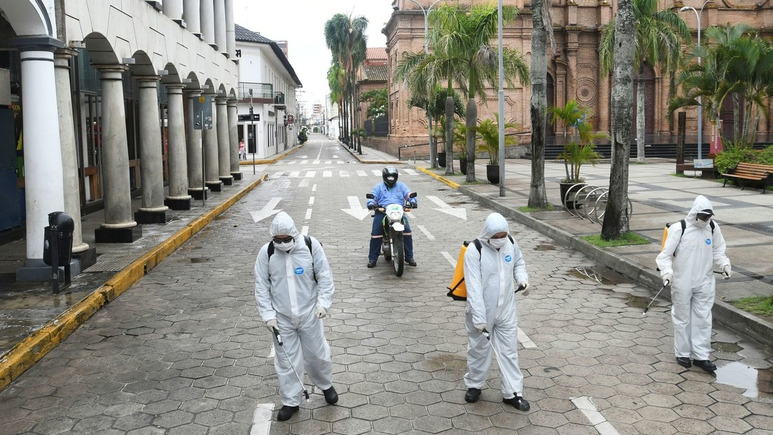 Suben a 107 los casos de contagio y a 6 las víctimas fatales en Bolivia