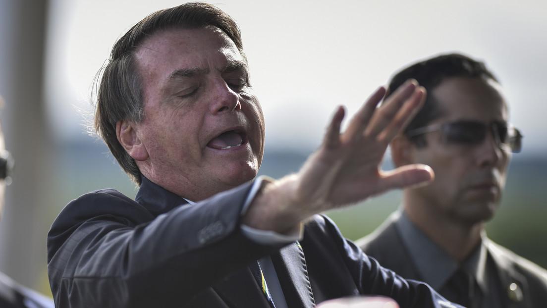 Facebook e Instagram eliminan un video de Bolsonaro por difundir desinformación sobre el coronavirus