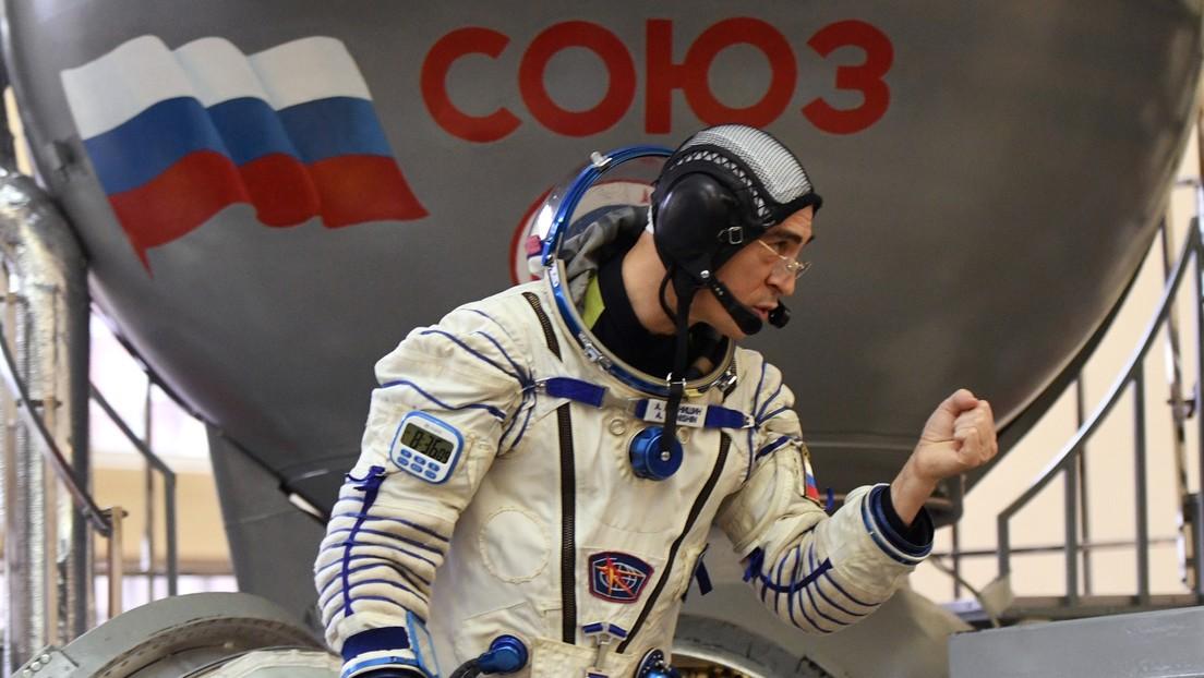"""Un médico explica qué protege del covid-19 a los cosmonautas (y no se trata de ninguna """"píldora mágica"""")"""
