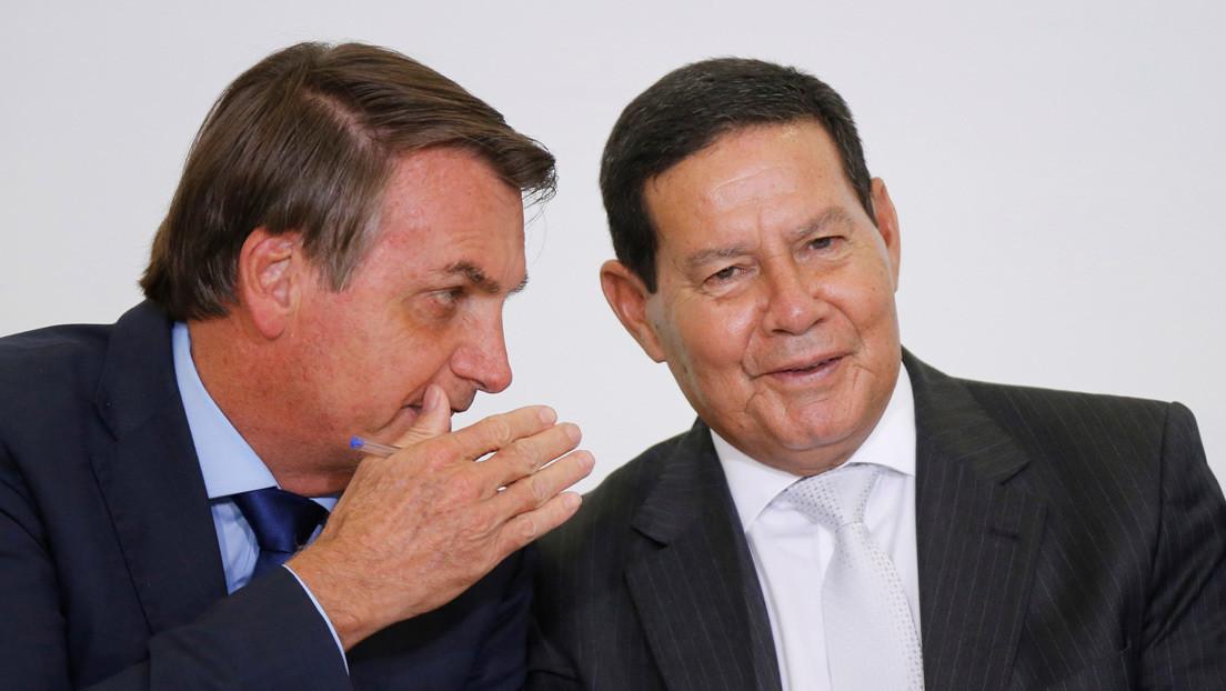 Nueva polémica en Brasil: el vicepresidente Hamilton Mourao elogia la dictadura a 56 años del golpe militar
