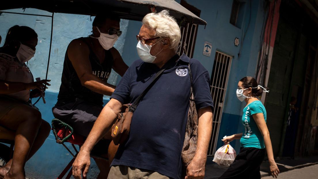 Cuba registra 16 nuevos casos de coronavirus y el total de infectados asciende a 186