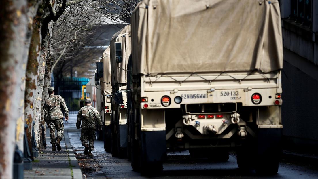 EE.UU. supera a China en número de muertes por el covid-19
