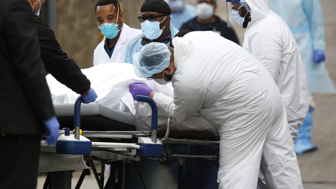 El número total de muertos por covid-19 en el mundo supera los 40.000