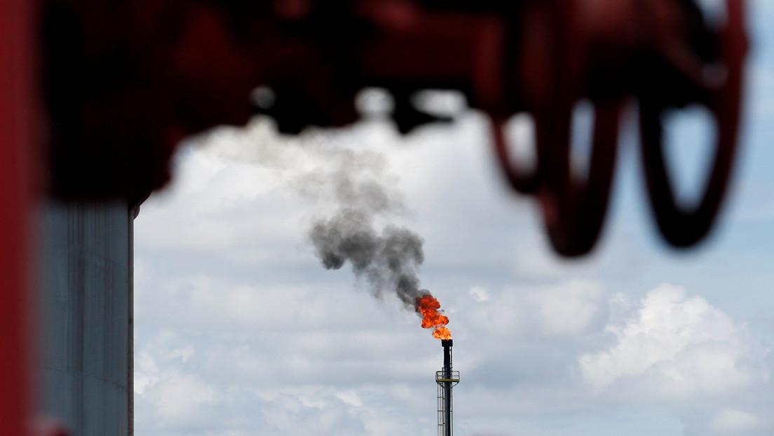 El precio del crudo ruso Urals cae a su nivel más bajo en 21 años