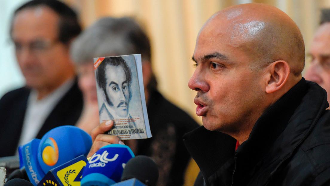 Clíver Alcalá, acusado de planear un golpe de Estado en Venezuela, se declara 'no culpable' por narcoterrorismo en EE.UU.