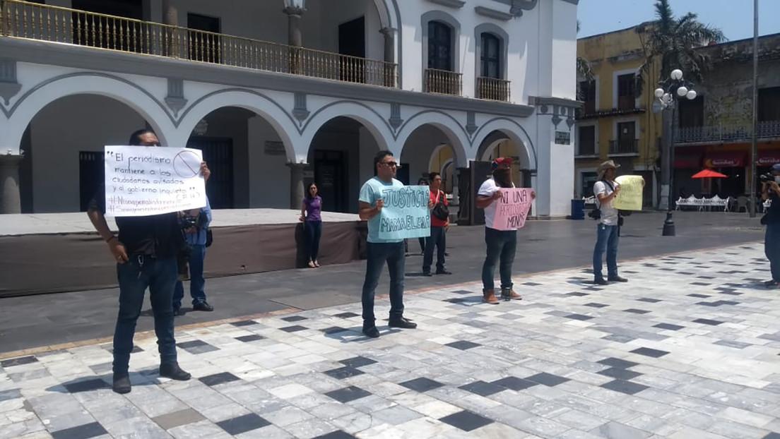 Asesinan a tiros a una periodista mexicana en Veracruz, la segunda víctima de la prensa en lo que va de año