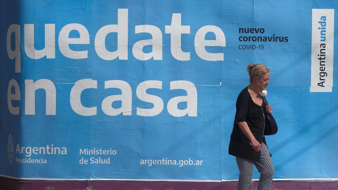 Aumenta a 27 la cifra de muertes por coronavirus en Argentina y los contagios se elevan a 1.054 casos