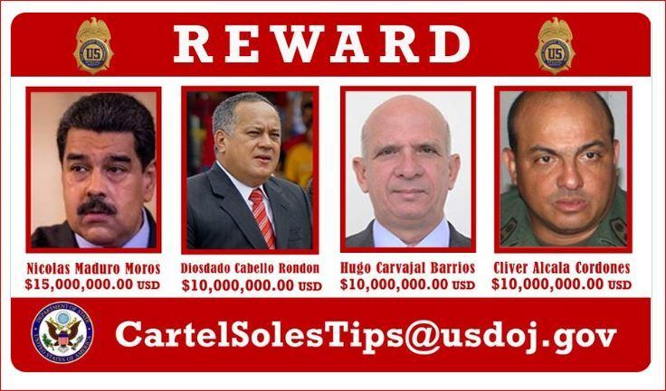 Reportan que el exjefe de Inteligencia venezolano, Hugo Carvajal, discute  con EE.UU. las condiciones de su entrega - RT