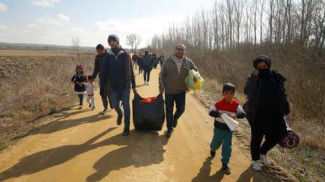 """Austria arremetecontra Turquía por el """"chantaje"""" y el """"ataque"""" migratorio contra la UE"""