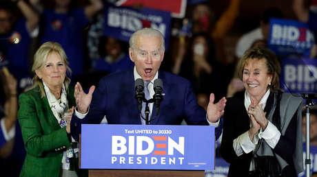 Joe Biden gana las primarias presidenciales demócratas en Texas
