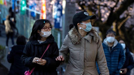 Cae lluvia negra en Japón y desata una ola de preocupación (y de teorías) en la población