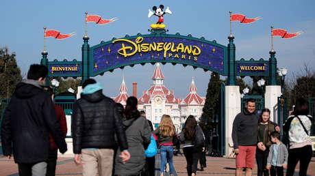 Detectan el coronavirus en un empleado de Disneyland París