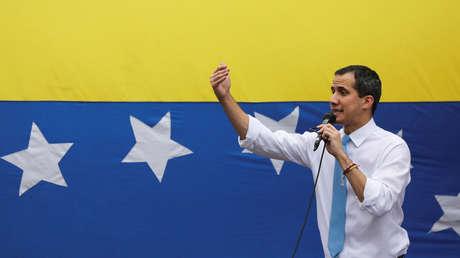 Guaidó fracasa en su convocatoria en Caracas mientras crecen las fracturas en la oposición venezolana ante las parlamentarias