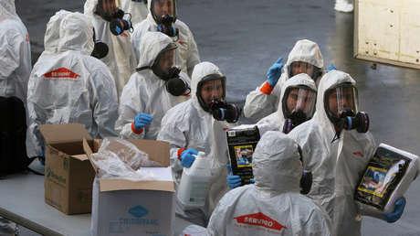 Trump anuncia la inyección de 200.000 millones de dólares adicionales a la economía de EE.UU. para suavizar el impacto del coronavirus