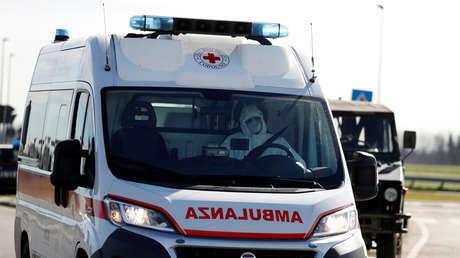 Muere por covid-19 el presidente del colegio médico de una ciudad italiana