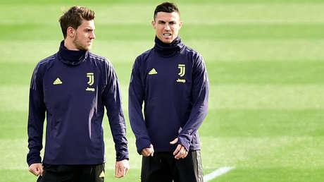 Cristiano Ronaldo está en cuarentena en Portugal tras dar positivo por coronavirus un jugador de la Juventus