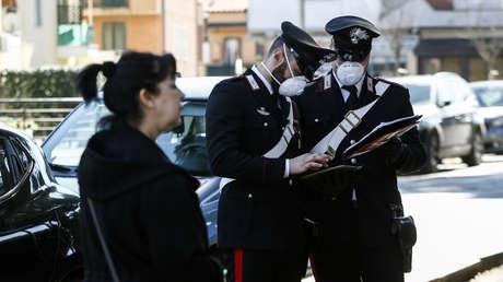 Rusia suspende temporalmente la entrada de ciudadanos italianos a su territorio