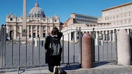 Roma cierra todas sus iglesias para prevenir los contagios de coronavirus