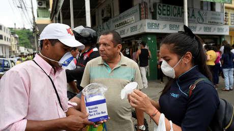 Ecuador confirma la primera muerte por coronavirus