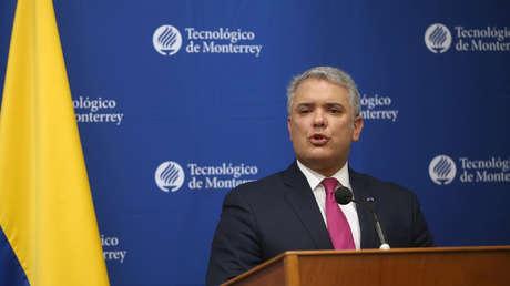 Iván Duque ordena el cierre de los pasos fronterizos de Colombia con Venezuela por el coronavirus
