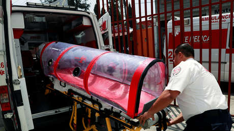 Desarrollan en México una cápsula especial para los infectados con el coronavirus (VIDEO)