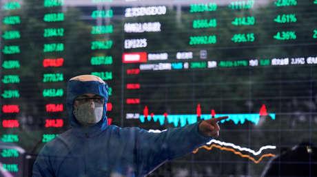 La bolsas europeas pierden hasta un 8 % por los temores al coronavirus pese a las medidas tomadas por los bancos centrales