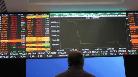 Otro lunes negro para los mercados de América Latina: caen las bolsa de Colombia, Brasil, Chile y Argentina