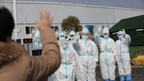 China: Casi 3.700 médicos regresan a sus hogares tras quedar bajo control la epidemida del coronavirus