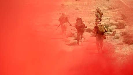Una base de Irak con fuerzas extranjeras sufre un ataque de misiles
