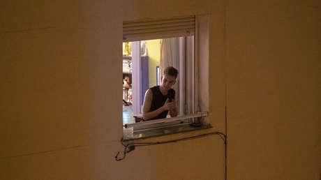 VIDEO: Madrid en cuarentena por el coronavirus