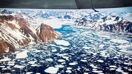 Groenlandia y la Antártida pierden hielo seis veces más rápido que hace 30 años