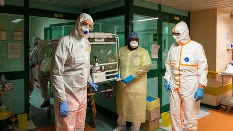 Italia reporta 345 nuevas muertes por coronavirus y 3.526 nuevos casos
