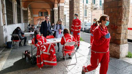 """""""Quédate en casa"""": Graban en Italia emotivos llamamientos a extranjeros para que no subestimen el covid-19 (VIDEO)"""