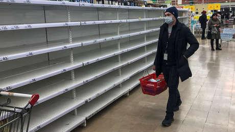 Marihuana, miel de maple y papel higiénico: lo que la gente compra en medio del pánico por el coronavirus