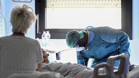 Más de 2.600 profesionales de salud están infectados con el coronavirus en Italia