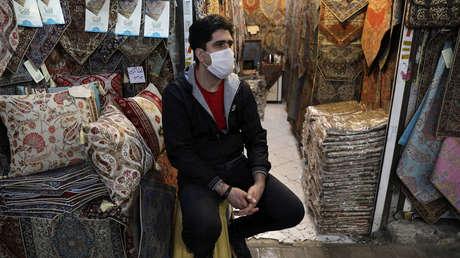 Una persona muere cada 10 minutos por coronavirus en Irán